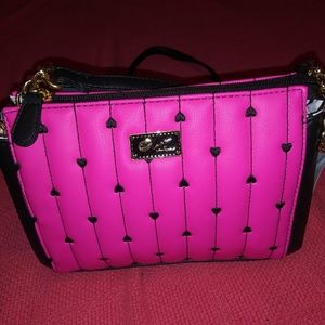 Nwt betsey johnson purse
